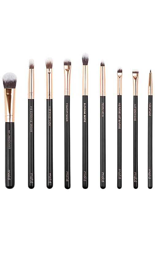 M.O.T.D. COSMETICS LUX VEGAN EYE MAKEUP BRUSH SET