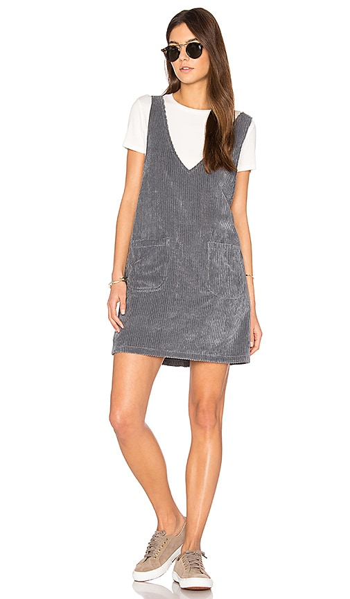 Bridget Pinafore Dress