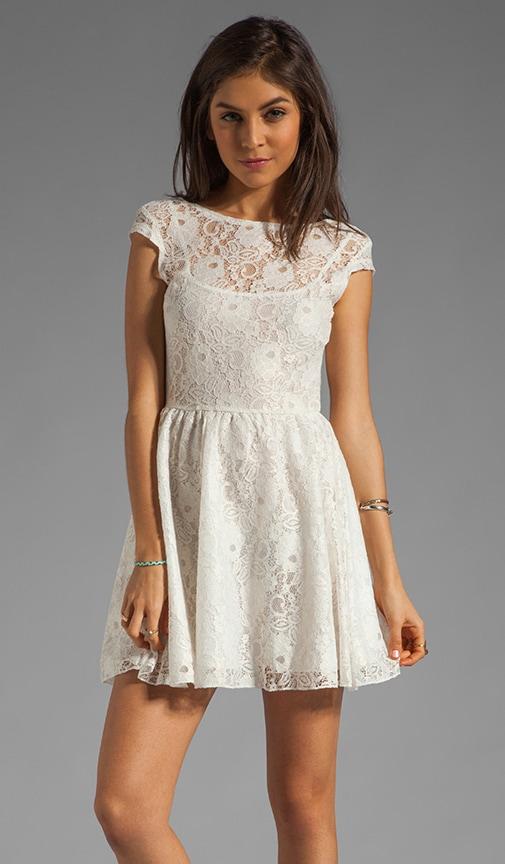 Zee Zee Cap Sleeve Dress
