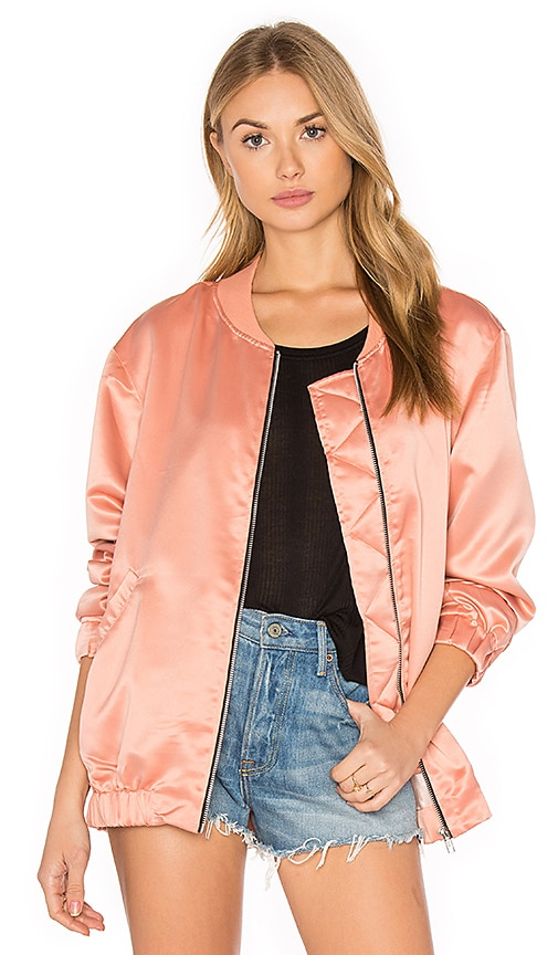 Motel Coppens Bomber in Peach