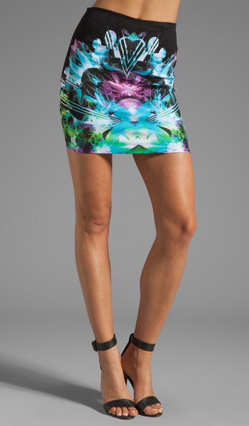 Digital Love Becka Skirt