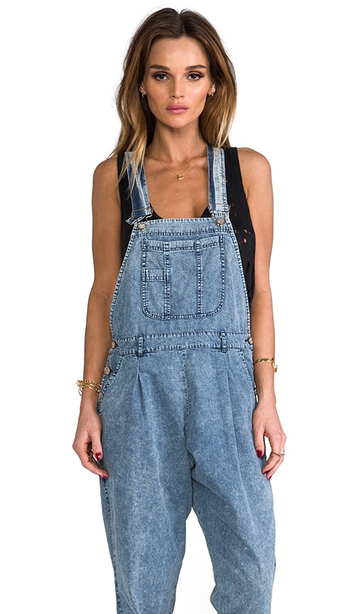 Edie Denim Jumpsuit