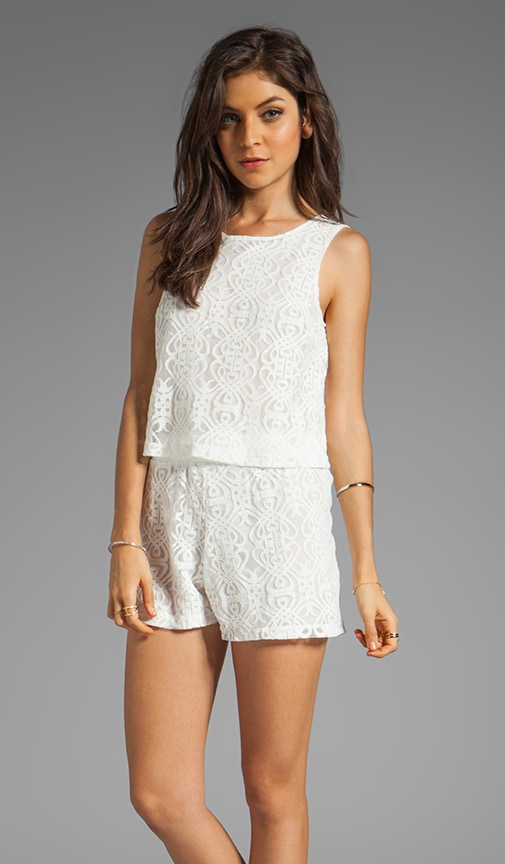 Mary Playsuit