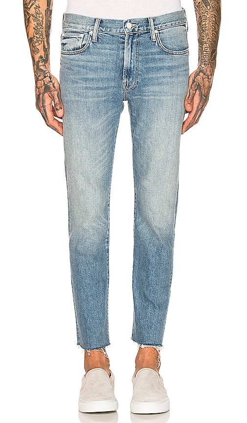 The Joint Ankle Fray Jean