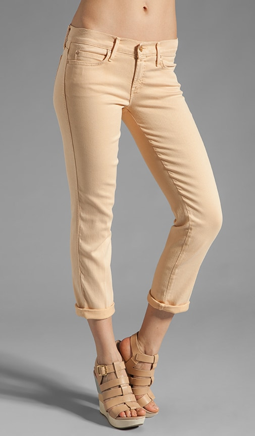 The Rascal Crop Straight Leg