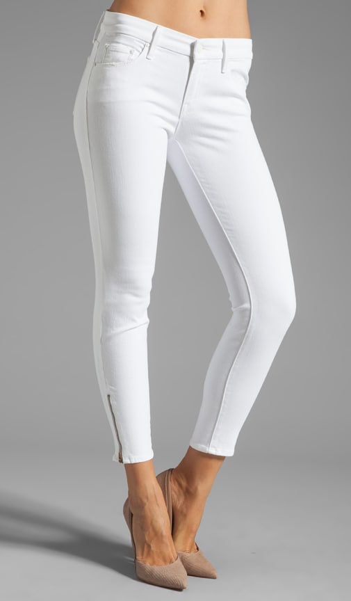 The Looker Crop Skinny