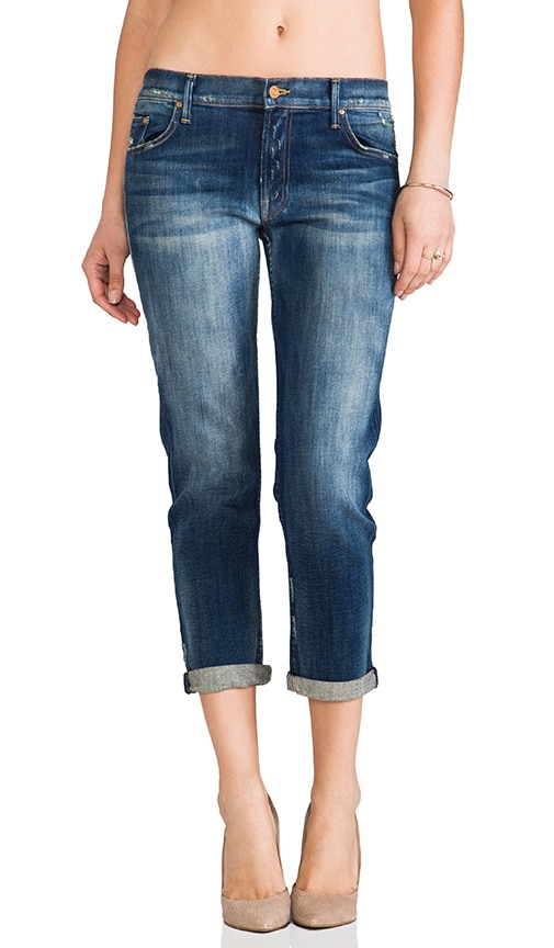 The Dropout Boyfriend Jeans