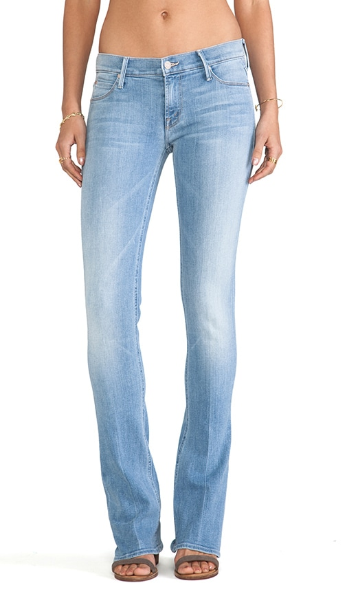 The Runaway Skinny Flare Jeans