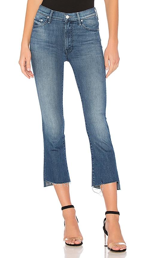Insider Crop Step Fray. - size 24 (also in 23,25,26,27,28,29,30,31) Mother