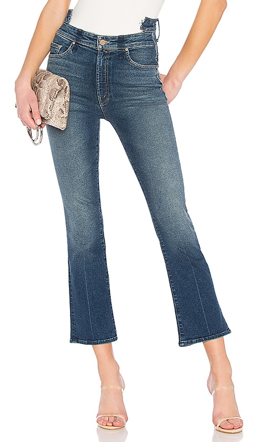 Mother Insider Shift In HereRevolve Ankle The Buck Jean Stops 3L4jR5Aq