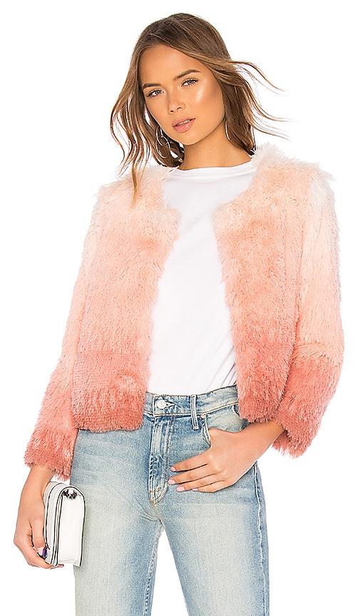 The Faux Fur Boxy Jacket