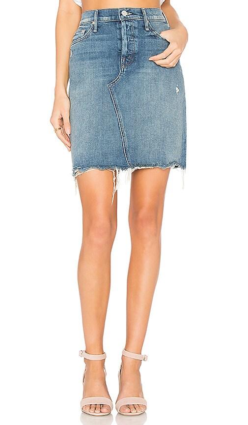 The Tomcat Mini Fray Skirt