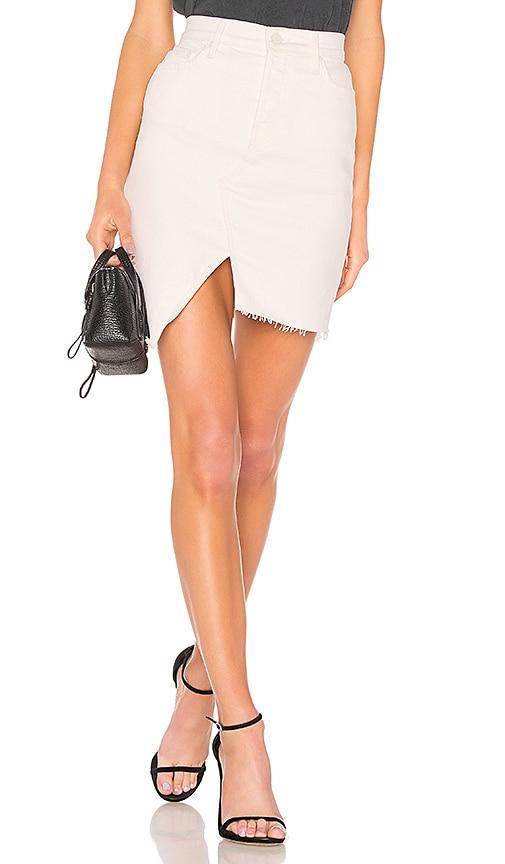 The Tomcat Slide Mini Fray Skirt