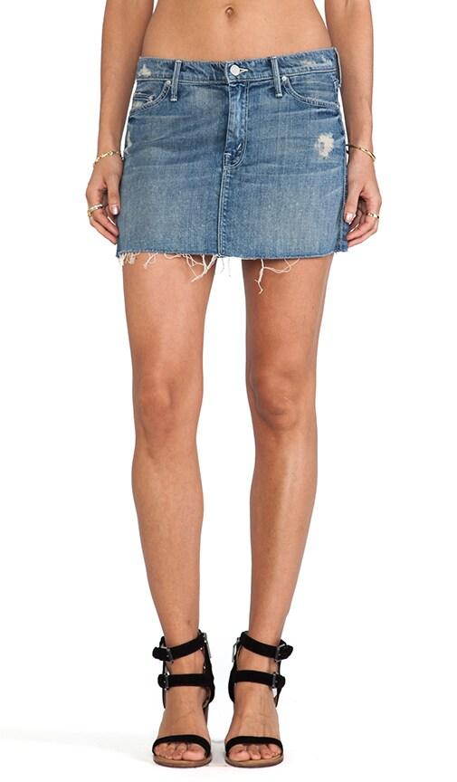 The Big Mini A-Line Skirt