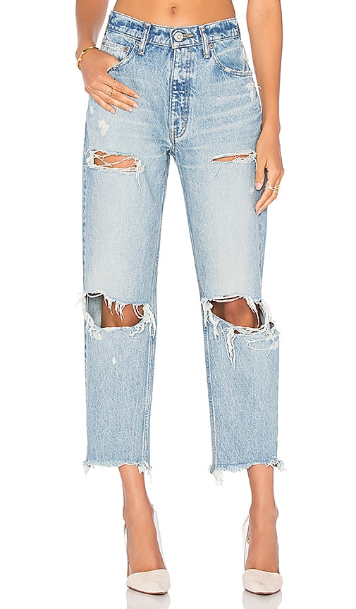 JEAN DROIT DISTRESSED