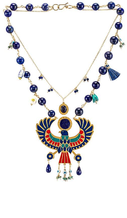 Eagle Pendant Necklace