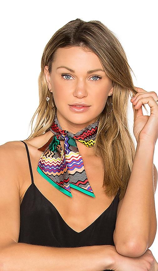Skinny Knit Tie Scarf