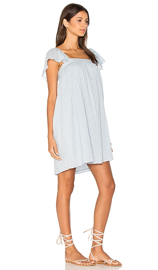 Maria Stanley x REVOLVE Nicole Dress in Baby Blue