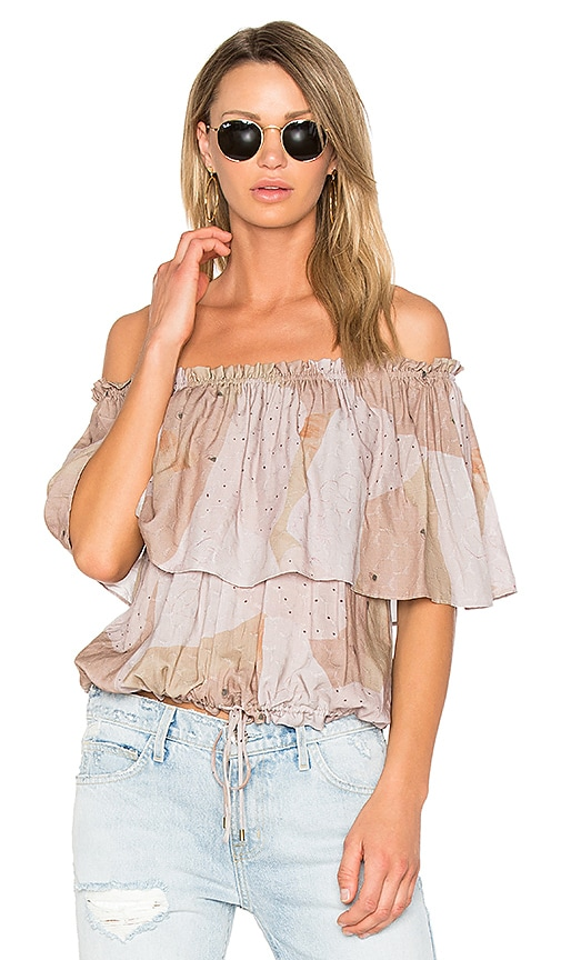 Maria Stanley Joana Blouse in Pink