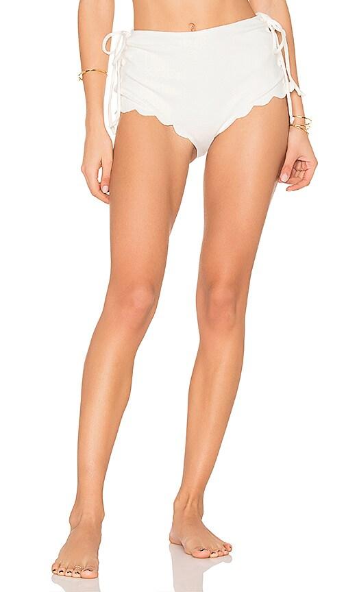 Marysia Swim Palm Springs Tie Bottom in White