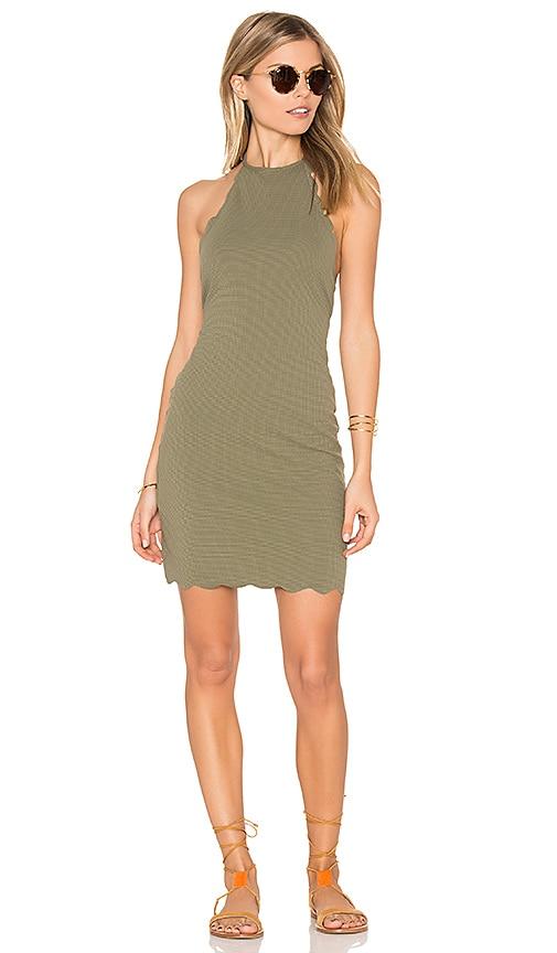 Marysia Swim Mott Dress in Green