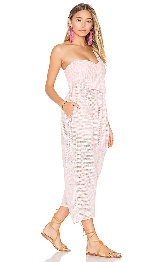 62c526634cd0 50%OFF Marysia Swim Venice Jumpsuit in Rose - magogcrossfit.com