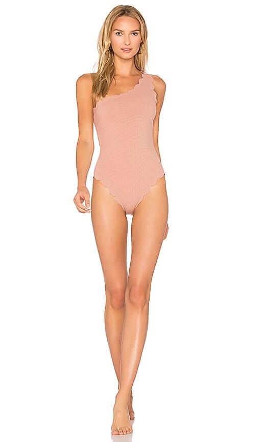 Marysia Swim Santa Barbara One Piece in Pink