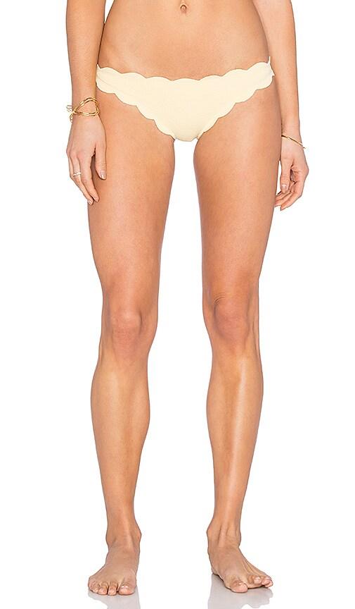 Marysia Swim Antibes Bikini Bottom in Sunlight Yellow