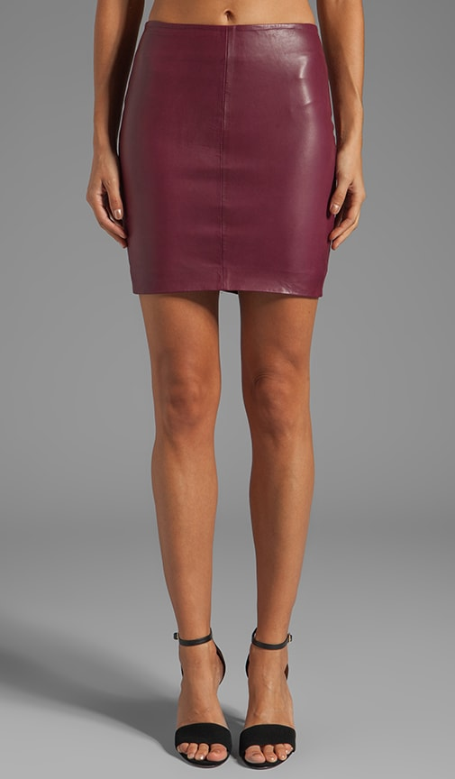 Azka Fitted Skirt