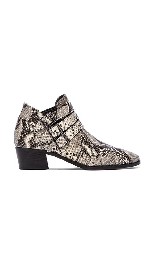Chloe Embossed Boot