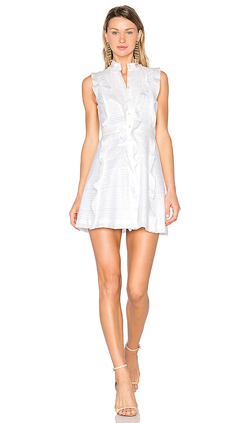 Marissa Webb Tonya Dress in White