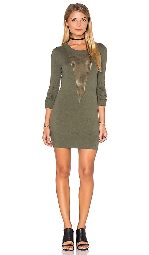 Marissa Webb Royce Sweater in Green