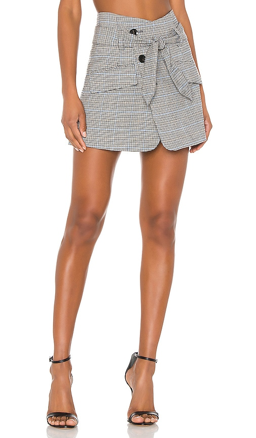 Katrina Plaid Skirt