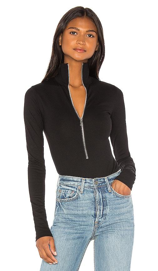 Zip Front Bodysuit
