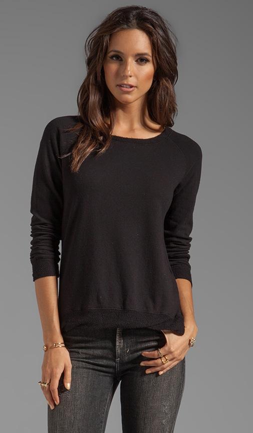 Penny Dolman Off the Shoulder Sweatshirt