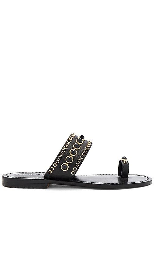 Mystique Sandal in Black