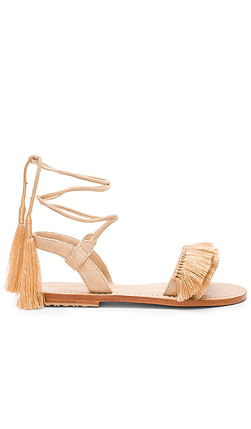 Mystique Sandal in Tan