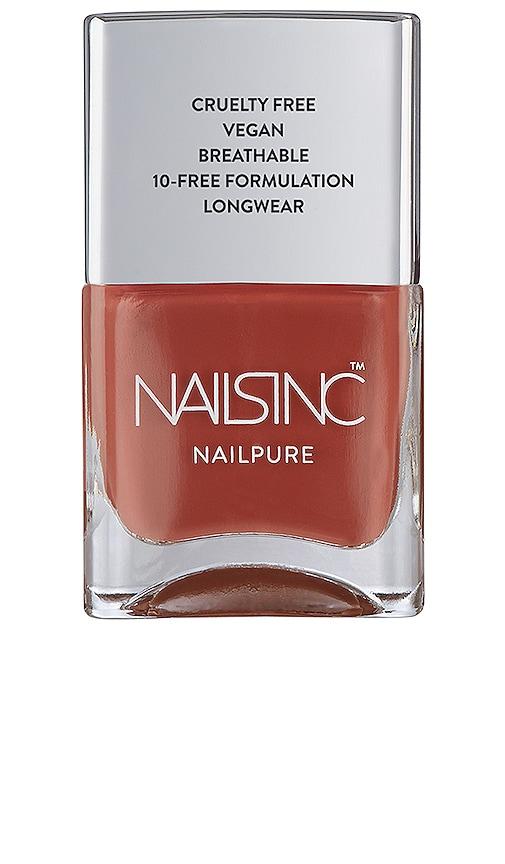 Nails.inc Nail Pure In Model Behavior