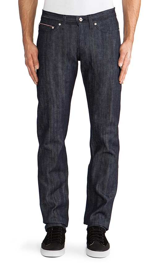 Weird Guy Rainbow Core Selvedge 14 oz.