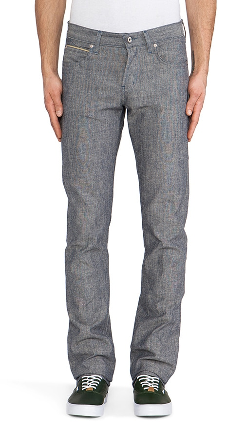 Skinny Guy Pineapple Selvedge Chambray 8 oz.