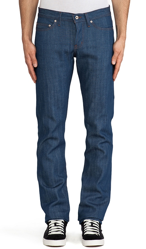 Weird Guy Lightweight Natural Indigo Selvedge 10 oz.