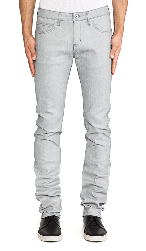 Skinny Guy 12oz Reflective Denim