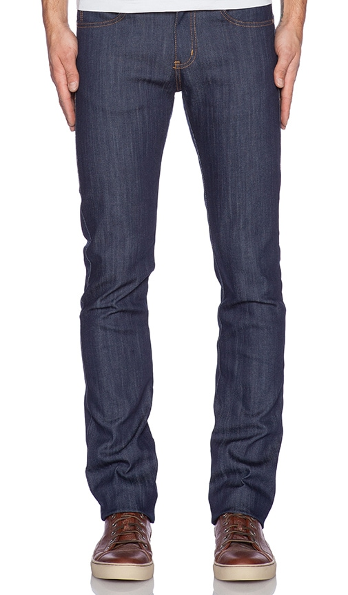 Skinny Guy 12oz Natural Indigo Power Stretch