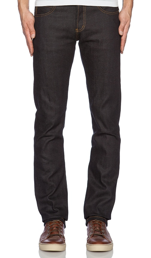Skinny Guy 11.5oz Deep Indigo Stretch Selvedge