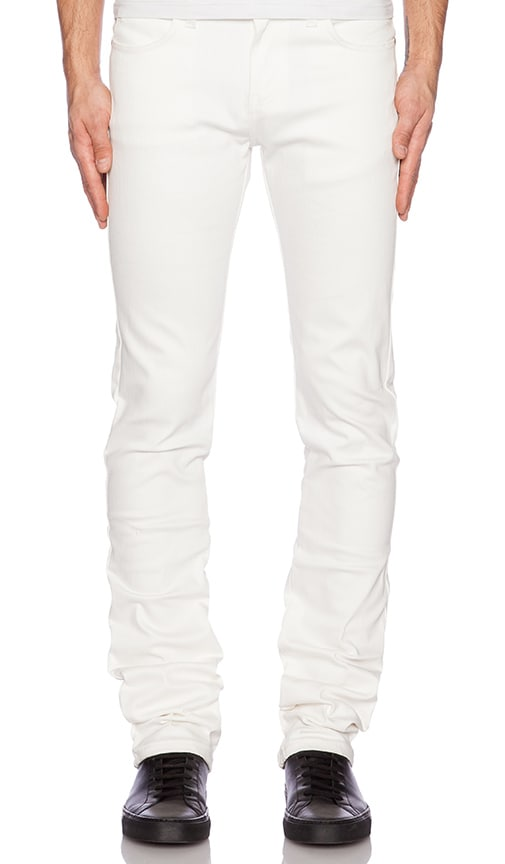 Skinny Guy Ivory Power Stretch 12oz