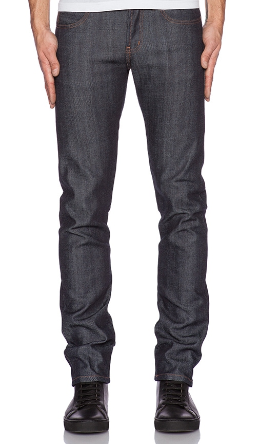 Super Skinny Guy 12.5 oz Stretch Selvedge