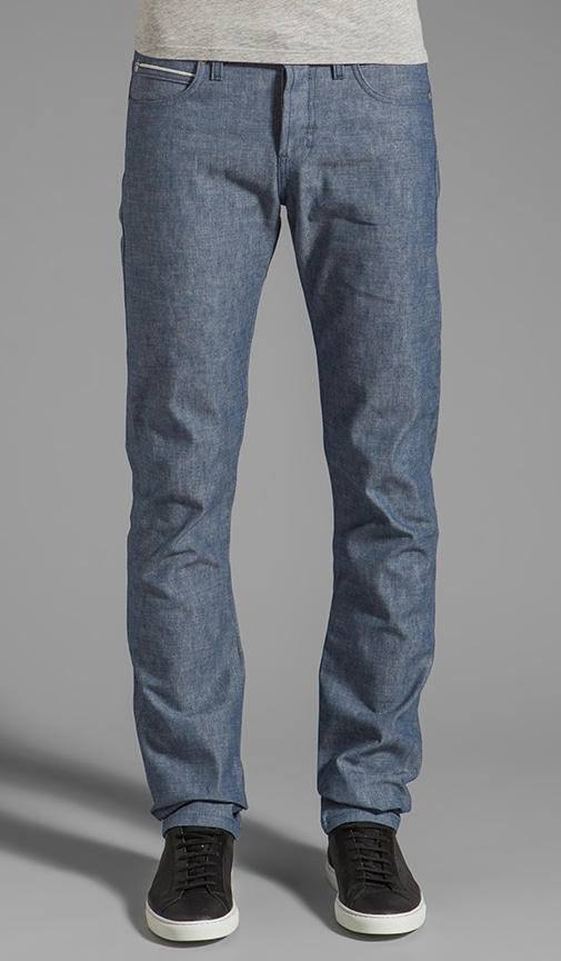 Skinny Guy 8 oz Selvedge Chambray