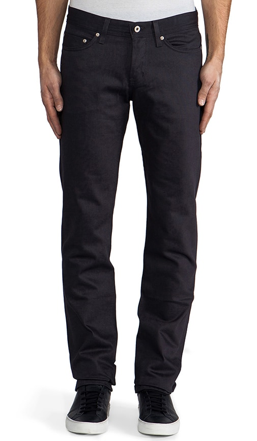 Weird Guy Navy Selvedge Chino 12 oz.