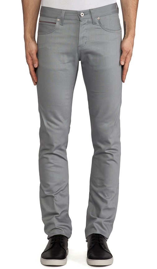 Skinny Guy Griffin Selvedge Chino 12 oz.