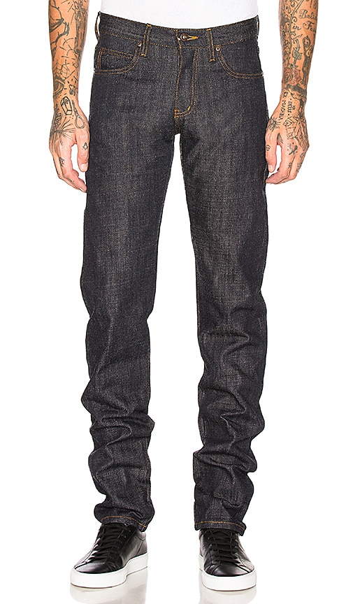 Naked And Famous Super Skinny Guy Japanese Heritage Returns